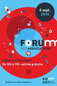 affiche forum des asso Romans